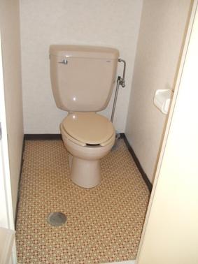 ビフォアトイレ