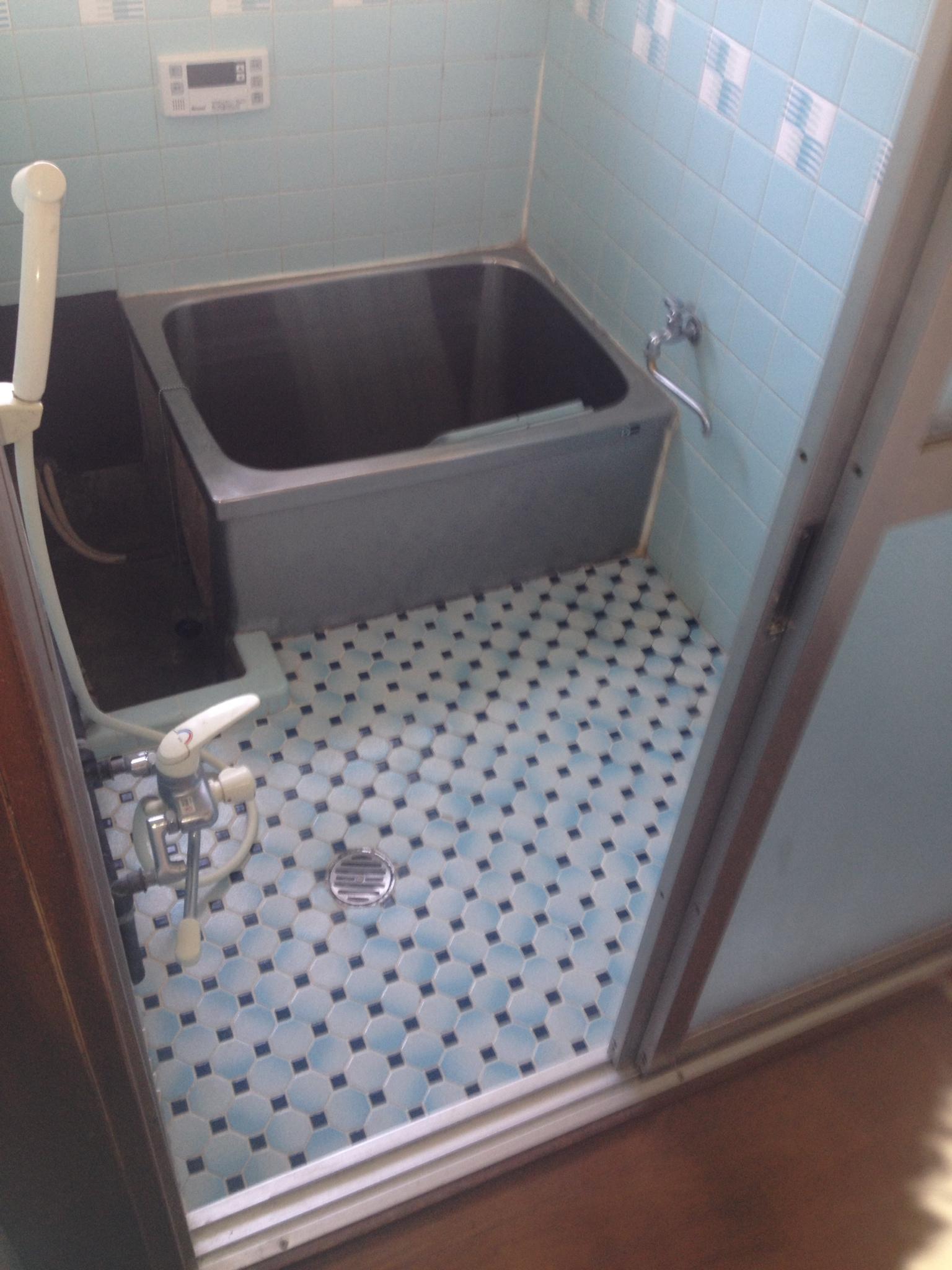 びふぉあー浴室