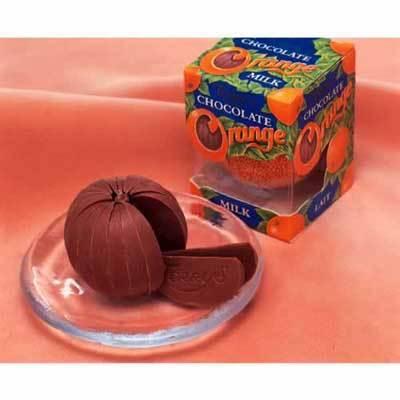 ミルクチョコレートオレンジ
