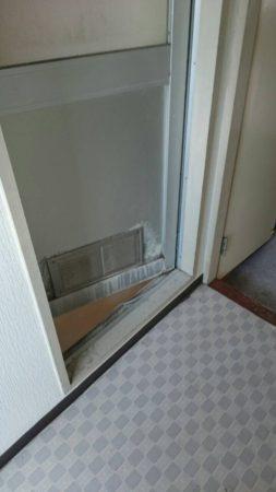 浴室ドア既存