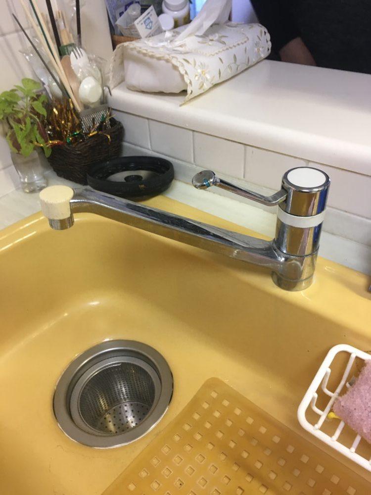 キッチン水栓はMYM