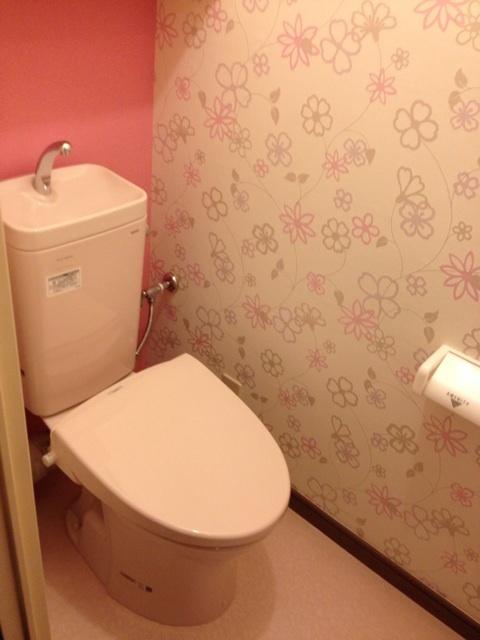 ピュアレストQRトイレ内装コミコミパック